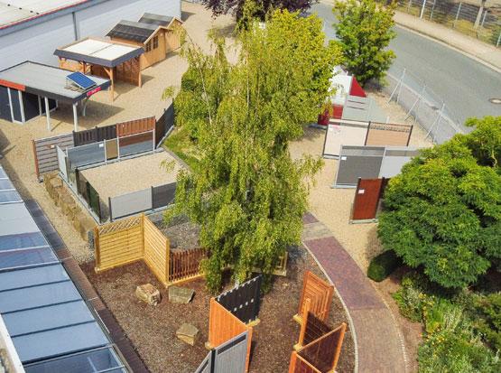 Holzland Outdoor Gartenausstellung
