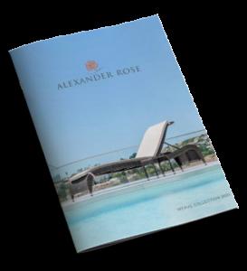 Katalog Gartenmöbel Alexander Rose, HolzLand Köster in Emmerke