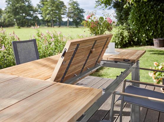 Gartentisch Levanto, HolzLand Köster in Emmerke
