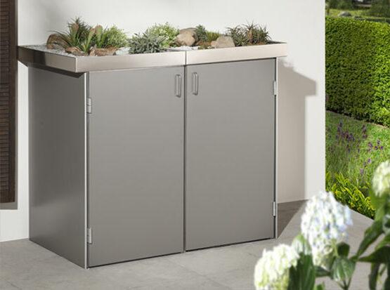 Binto Müllbox-System, HolzLand Köster in Emmerke