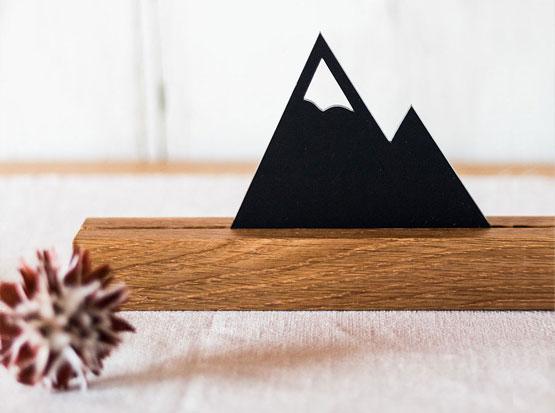 Bilderleiste mit Motiv Berg, HolzLand Köster in Emmerke