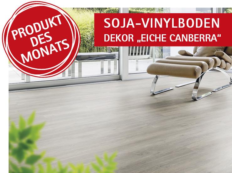 Angebot: Soja-Vinylboden, HolzLand Köster in Emmerke